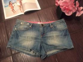 Джинсовые стильные шорты JLo by Jennifer Lopez (ор