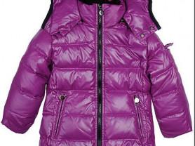 Moncler зимняя куртка оригинал р. 104 см 4 г