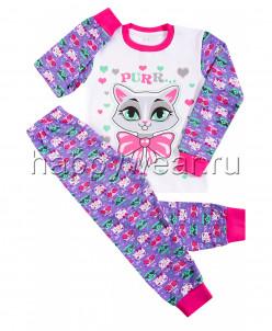 Пижама для девочки Sladikmladik