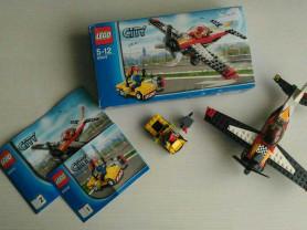 LEGO City 60019 Самолёт высшего пилотажа