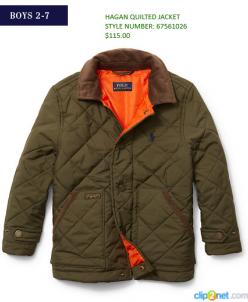 VIP - гардероб для мальчиков осень -зима куртки