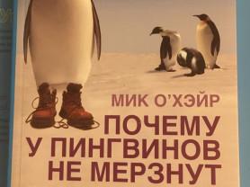 Почему у пингвинов не мерзнут лапы? И еще 114 вопр
