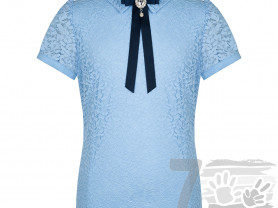 Новая Школьная блузка. Размер 146.