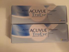 Продам линзы Acuvue trueye
