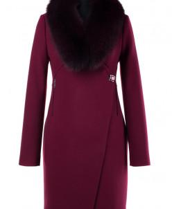 Пальто женское утепленное Кашемир