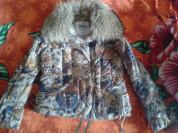 куртка 36 размер (пух)