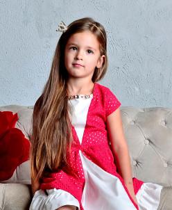 "Платье ""Love Red"". Скидка!"