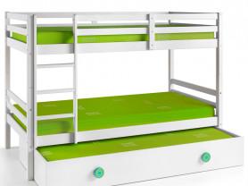 Двухъярусная кровать 90×200см