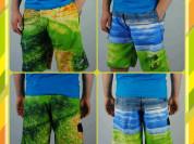 Новые мужские шорты, р.44-54