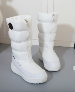 Дутики King Boots KB581WW Weiß Белый