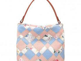 Новая стильная кожаная сумка на лето Италия