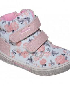 Ботинки Колобок 8357-18 розовый (23-27)
