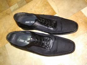 Стильные мужские туфли (ботинки) р.43 состояние но