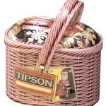 Лукошко-Рождество/Basket-Christmas 100 г ж/б
