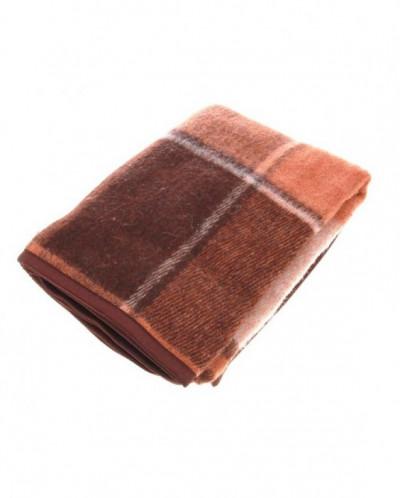 Плед-подушка Спутник, 85% овечья шерсть 35*40см/1000*140