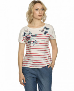 DFT6768/1 футболка женская