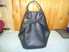 рюкзак женский из натуральной кожи новый