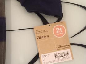 Carter's р.2t