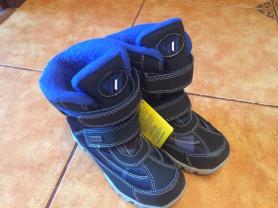Новые зимние мембранные ботинки