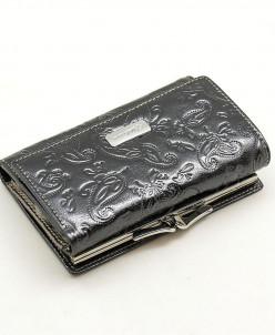 Маленький женский кожаный кошелек Sergio Valentini СВ 8120-0