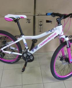 "Велосипед 24"" Namelees G4000 DW 21 ck"