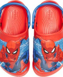 CrocsFL SpiderMan Lts Clg K светятся
