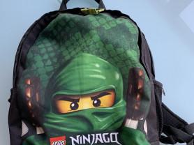 Рюкзак Lego Ninjago Оригинал! (б/у)