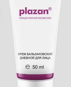 Крем Бальзаковский дневной Plazan 35+