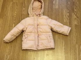 Демисезонная куртка Zara на межсезонье 86-92