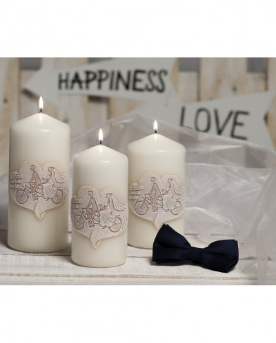 свеча Счастье Колонна 80*180