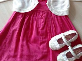 Батистовое платье Aletta р.2/92.