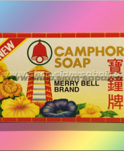 Камфорное мыло Мерри Белл 50 грамм