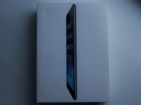 IPad Air WiFi cellular 32 GB space gray
