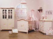 Комплект детской мебели happy night из бука