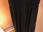 Платье hm divided с кружевом и асиметричным низом