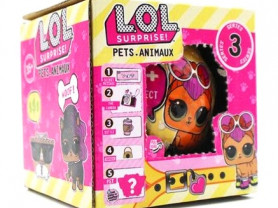 LOL Surprise PETS -Питомцы (аналог)