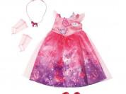 Платье принцессы Baby Born Новое