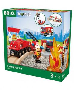 Пожарная станция BRIO (БРИО)