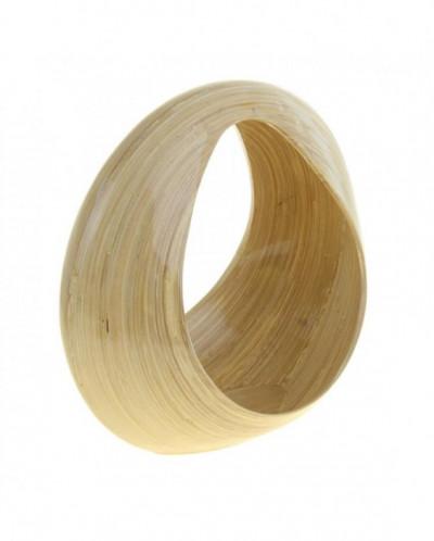 """Фруктовница бамбук """"Кольцо"""" 30х20х22 см"""