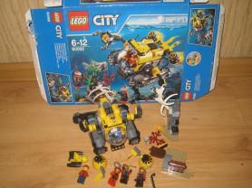 LEGO City 60092 Глубоководная подводная лодка