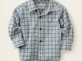 Новая рубашка Childrens Place на 4 года