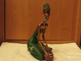 Африканские статуэтки