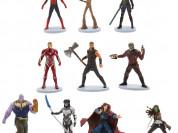 Набор из 10 фигурок Мстители. Война бесконечности