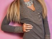 Новый красивый пуловер 40-46