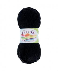 Пряжа Alpina PAULA 60% SW шерсть 20% нат. шелк mulberry 20%