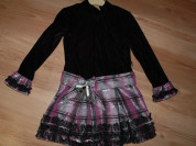 Платье 128