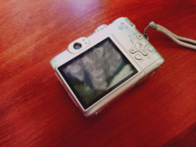 Цифровик Canon