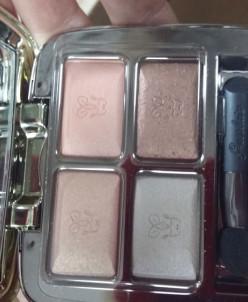 Guerlain тени 4 цветные 440
