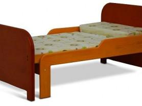 Кроватка раздвижная