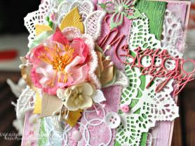 Нежная открытка на 14 февраля